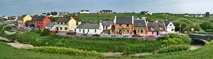 Fisherstreet, Doolin, County Clare, Ireland